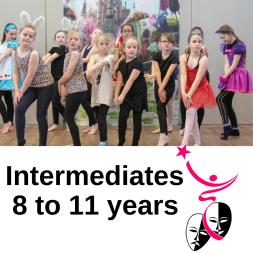 Intermediates classes click picture