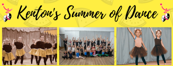 Musical Theatre Dance Camp Kenton Newcastle